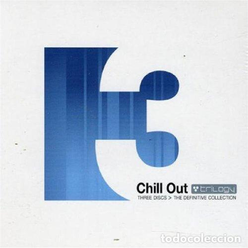 CHILL OUT: THE DEFINITIVE COLLECTION * 3CD * LTD DIGIPACK * PRTECINTADO (Música - CD's New age)