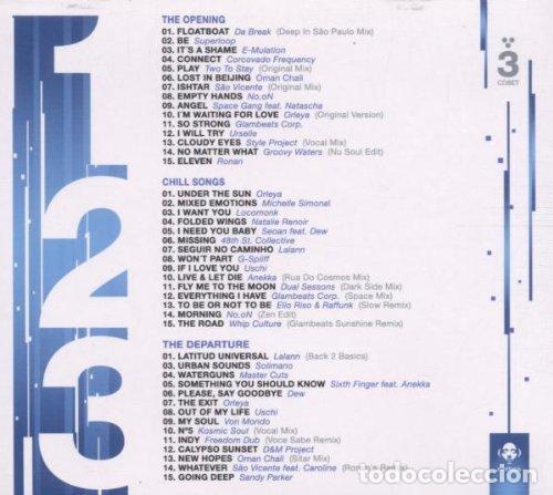 CDs de Música: Chill Out: The Definitive Collection * 3CD * LTD Digipack * Prtecintado - Foto 2 - 107682551