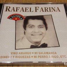 CDs de Música: RAFAEL FARINA / LA COPLA 5 / CD / DIVUCSA-1991 / 10 TEMAS / PRECINTADO.. Lote 107709887