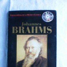 CDs de Música: ENCICLOPEDIA DE LA MUSICA CLASICA Nº 11. JOHANNES BRAHMS. Lote 107711127
