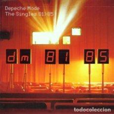 CDs de Música: DEPECHE MODE - SINGLES 81-85 - CD PRECINTADO. Lote 107713523