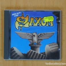 CDs de Música: SAXON - BEST OF - CD. Lote 107721048