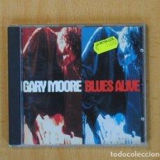CDs de Música: GARY MOORE - BLUES ALIVE - CD. Lote 107721583