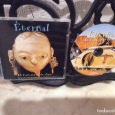 CDs de Música: CD ETERNAL - 16 CANCIONES DE ORO. Lote 134329437