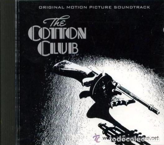THE COTTON CLUB - FRANCIS COPPOLA - BANDA SONORA CD (ALEMANIA-GEFFEN-1984) (Música - CD's Bandas Sonoras)