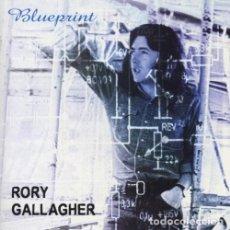 CDs de Música: RORY GALLAGHER - BLUEPRINT - CD . Lote 107780751