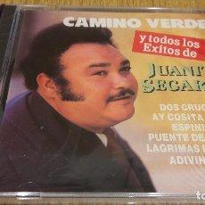 CDs de Música: JUANITO SEGARRA / CAMINO VERDE Y TODOS LOS ÉXITOS / CD / DIVUCSA - 1990 / PRECINTADO.. Lote 107800855