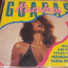 CDs de Música: RUMBAS GUAPAS / CD / DIVUCSA - 1991 / 15 TEMAS / PRECINTADO.. Lote 107802267