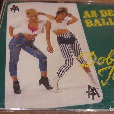CDs de Música: DOBLE JOC / AS DE BALL / CD / DIVUCSA - 1991 / 4 TEMAS - POPURRI / PRECINTADO.. Lote 107803539