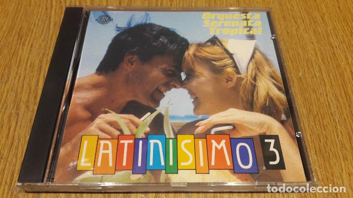 ORQUESTA SERENATA TROPICAL / LATINISIMO 3 / CD / KUBANEY-DIVUCSA / 14 TEMAS / CALIDAD LUJO. (Música - CD's Latina)