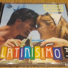 CDs de Música: ORQUESTA SERENATA TROPICAL / LATINISIMO 3 / CD / KUBANEY-DIVUCSA / 14 TEMAS / CALIDAD LUJO.. Lote 107828923