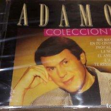 CDs de Música: ADAMO / COLECCIÓN 2 / CD / DIVUCSA - 1991 / 14 TEMAS / PRECINTADO.. Lote 107831619