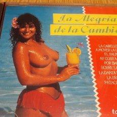 CDs de Música: LA ALEGRÍA DE LA CUMBIA / CD / DIVUCSA - 1990 / 16 TEMAS / PRECINTADO.. Lote 107832703