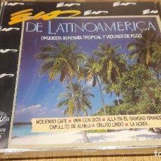 CDs de Música: ORQUESTA SERENATA TROPICAL / ECOS DE LATINOAMÉRICA / CD / DIVUCSA / PRECINTADO.. Lote 107833031