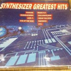 CDs de Música: SYNTHESIZER / GREATEST HITS / CD / DIVUCSA - 1990 / 14 TEMAS / PRECINTADO.. Lote 107839935