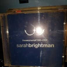 CDs de Música: CDS11//SARAH BRIGHTMAN//THE VERY BEST. Lote 107845208