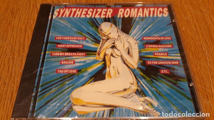 SYNTHESIZER ROMANTICS / CD / DIVUCSA - 1990 / 14 TEMAS / PRECINTADO. (Música - CD's Disco y Dance)