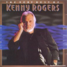 CDs de Música: THE VERY BEST OF KENNY ROGERS. Lote 107853111