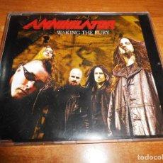 CDs de Música: ANNIHILATOR WALKING THE FURY CD ALBUM PROMO DEL AÑO 2002 ALEMANIA CONTIENE 10 TEMAS HEAVY METAL RARO. Lote 107853691