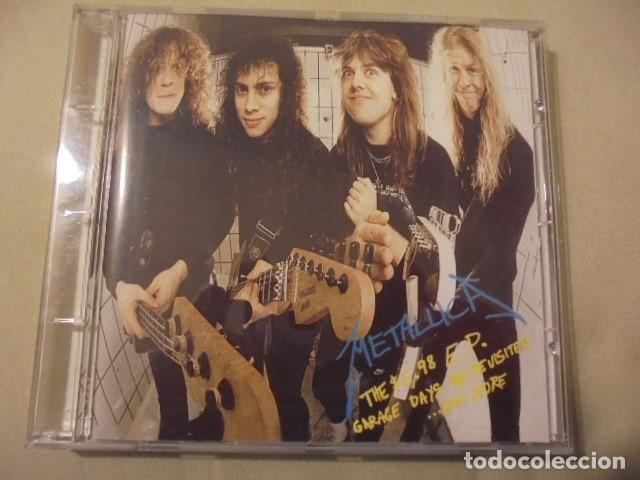 Metallica bootleg pirata garage days and more - - Sold