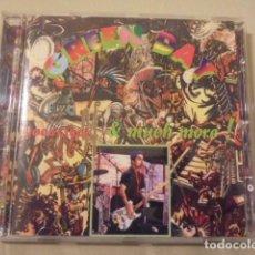 CDs de Música: GREEN DAY - WOODSTOCK - 1994 LIVE PIRATA - BUEN SONIDO. Lote 107865275