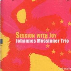 CDs de Música: JOHANNES MÖSSINGER TRIO / SESSION WITH JOY - WARRIOR - SERENADE FOR THE MOON (CD SINGLE 2004)RF-317. Lote 107878755