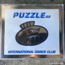 CDs de Musique: PUZZLE 02 - TRIPLE CD . 2001 CONTRASEÑA RECORDS. Lote 107893559