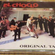 CDs de Música: EL CHOCLO / ORIGINAL TANGO / CD / DIVUCSA - 20 TEMAS / PRECINTADO.. Lote 107929639