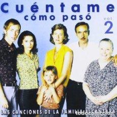 CDs de Música: CUÉNTAME COMO PASO VOLÚMEN 2-DOBLE CD-MARISOL..SALOME..MANOLO ESCOBAR..SERRAT..ECT. Lote 107946151