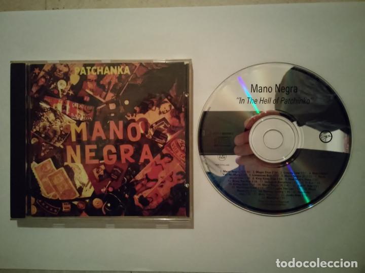 CD ORIGINAL - MANO NEGRA - ROCK - PATCHANKA (Música - CD's Rock)
