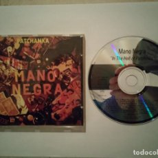 CDs de Música: CD ORIGINAL - MANO NEGRA - ROCK - PATCHANKA. Lote 107946379
