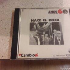 CDs de Música: CDS DE MÚSICA AÑOS60. Lote 107989804