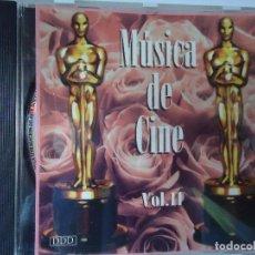 CDs de Música: CD. MÚSICA DE CINE VOLUMEN, 11,- CON 8 TEMAS.. Lote 107991147