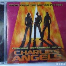 CDs de Música: CD. BANDA SONORA DE LA PELÍCULA CHARLIE`S ANGELS, CON 15 TEMAS.. Lote 107993895