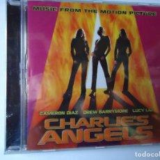 CDs de Música: CD. BANDA SONORA DE LA PELÍCULA CHARLIE`S ANGELS, CON 15 TEMAS.. Lote 107994179