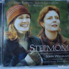 CDs de Música: CD. BANDA SONORA DE LA PELÍCULA, STEPMOM, ( QUEDATE A MI LADO ) CON 15 TEMAS. JULIA ROBERTS, . Lote 107996699