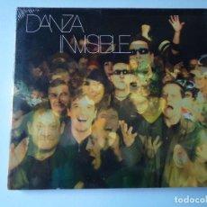 CDs de Música: CD. DANZA INVISIBLE, TÍA LUCÍA, CON 12 TEMAS, VER DORSO.. Lote 107998291