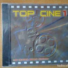 CDs de Música: CD. BANDAS SONORAS DE PELÍCULAS, COLECCIÓN TOP CINE, VOLUMEN , 1.. Lote 107999831