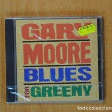 CDs de Música: GARY MOORE - BLUES FOR GREENY - CD. Lote 108005879