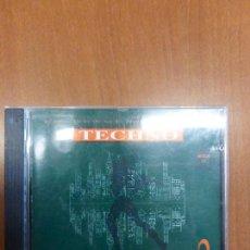 CDs de Música: TECHNO CIUDAD 2-RAY, SANTUARIO,KIKE BOY,OBK,ASAP,CABARET POP,KKO, AO,FARMLÓPEZ.. BUEN ESTAD-DRO 1993. Lote 108040703