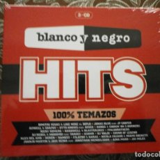 CDs de Música - CD. TRIPLE. BLANCO Y NEGRO HITS TEMAZOS PRECINTADO - 108058475