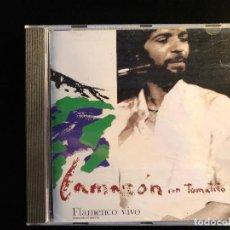 CDs de Música: CAMARÓN CON TOMATITO. Lote 108087571