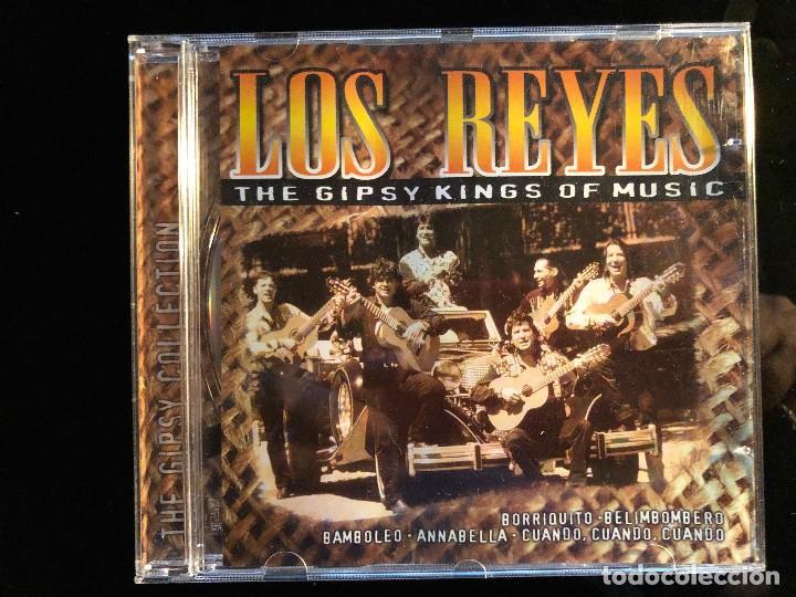 LOS REYES THE GYPSI KINGS OF MUSIC (Música - CD's Flamenco, Canción española y Cuplé)
