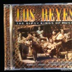 CDs de Música: LOS REYES THE GYPSI KINGS OF MUSIC. Lote 108088379