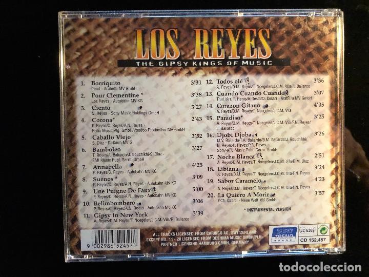 CDs de Música: Los Reyes The Gypsi kings of music - Foto 2 - 108088379