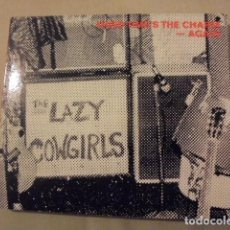 CDs de Música: DIGIPACK TRIPTICO THE LAZY COWGIRLS / THIRD TIME S THE CHARM - 1991 DOG MEAT. Lote 108152719