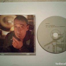 CDs de Música: CD ORIGINAL - NANU - ONE NIGHT AT THE CAFE DE LA HABANA - CATALUÑA - LIVE - J M SERRAT. Lote 108183111