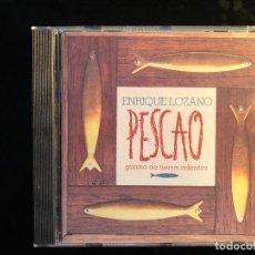 CDs de Música: EL PESCAO GITANO DE TIERRA ADENTRO. Lote 108267171