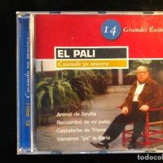CDs de Música: 14 GRANDES ÉXITOS DE EL PALI. Lote 108267275