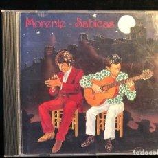 CDs de Música: ENRIQUE MORENTE Y SABICAS NUEVA YORK GRANADA. Lote 108267343